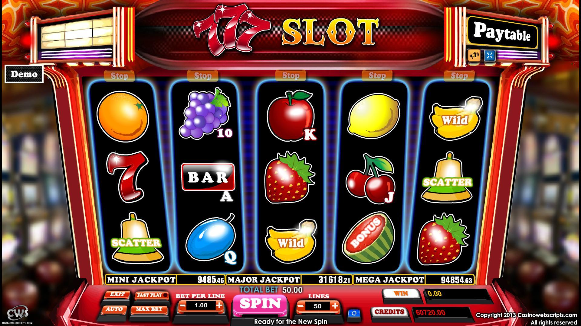 Gambling Online Slots Machines